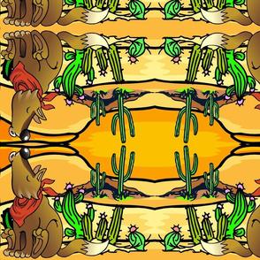 COYOTE DESERT