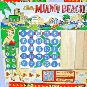 Miami Beach - pinball
