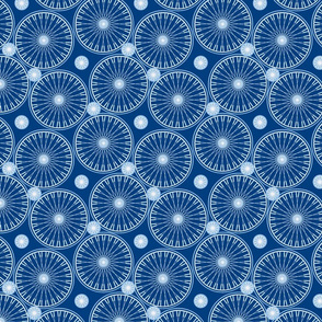 bicyclewheels_and_gears blue heaven