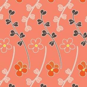 Leaflets - Coral