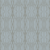 Brushstroke dark beige on soft blue