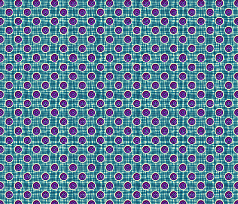 ocean dots fabric by keweenawchris on Spoonflower - custom fabric