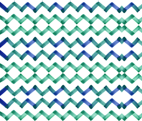 cestlaviv_ultraemerald18 fabric by cest_la_viv on Spoonflower - custom fabric