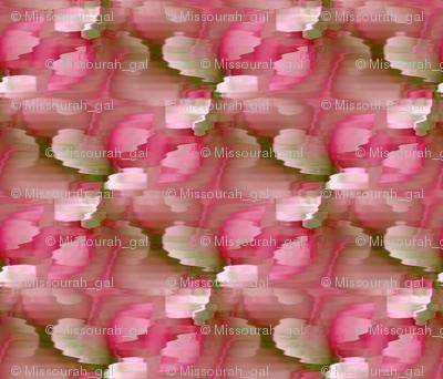 Rippled Rosebuds 10.5x9
