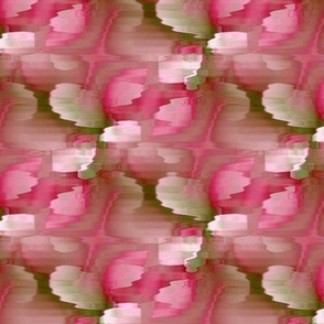 Rippled Rosebuds 10.5x9