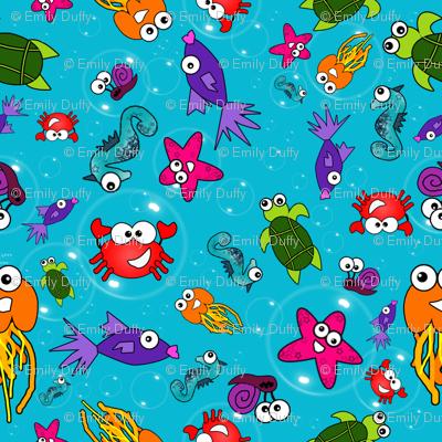 Sea_Creatures