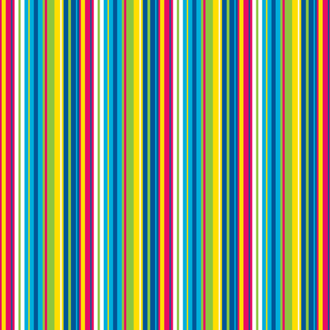 Stripes fabric by squeakyangel on Spoonflower - custom fabric