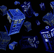 Melting Tardis