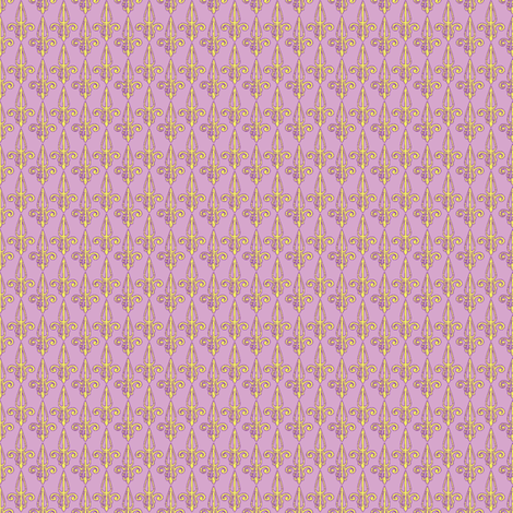 fleurdelis-pjr_spring fabric by glimmericks on Spoonflower - custom fabric