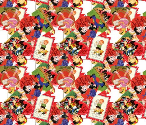 Valemtimbz fabric by peacoquettedesigns on Spoonflower - custom fabric