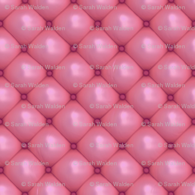 Pink Banquette