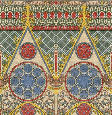Notre~Dame Chapelle Transept Sud