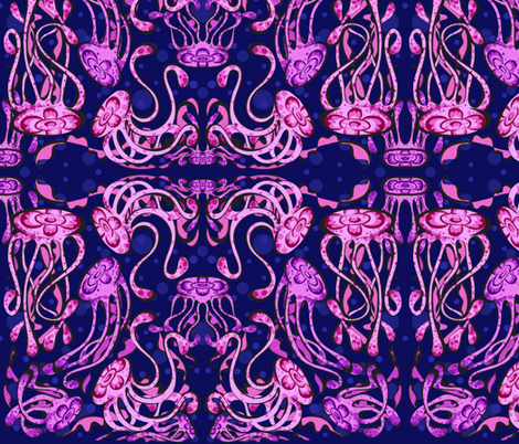 Jelly Much? fabric by labrattish on Spoonflower - custom fabric