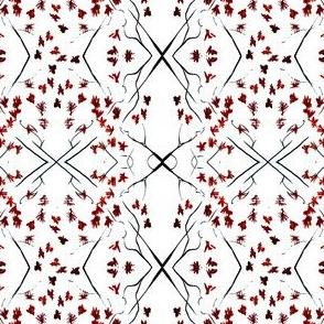 light autumn lattice