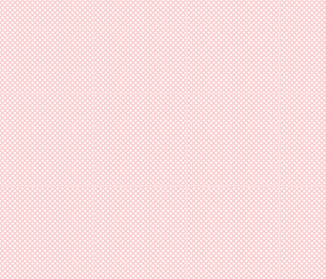 Baby Pink Polka Dots  fabric by badiem on Spoonflower - custom fabric