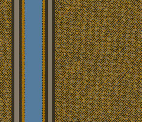 cinema burlap stripe fabric by paragonstudios on Spoonflower - custom fabric