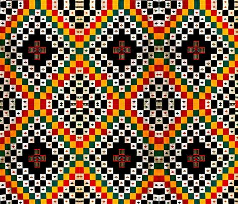 Circle Of Life (companion fabric)