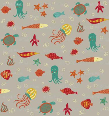 sea critter shindig