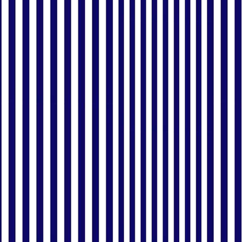 Blue and white stripes fabric by whimzwhirled on Spoonflower - custom fabric