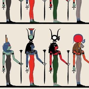 Isis Hieroglyph