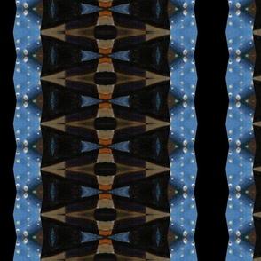 deco arrowhead stripe