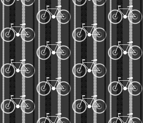 UMBELAS TRACK fabric by umbelas on Spoonflower - custom fabric