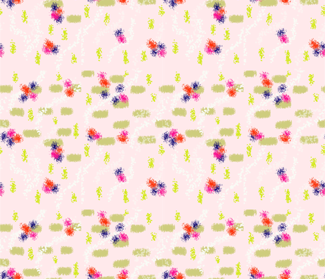 onix fabric by blueclouds on Spoonflower - custom fabric