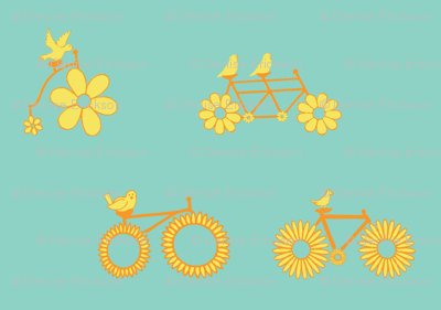 Birdie Bike Race