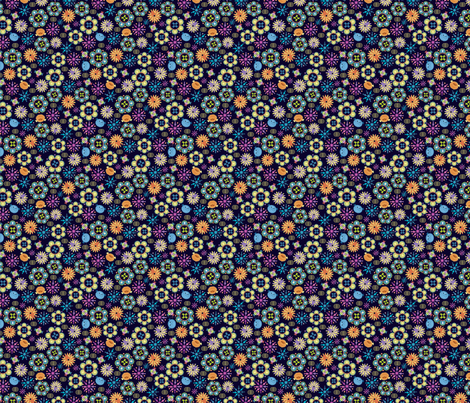 sea party fabric by sarah_joseph on Spoonflower - custom fabric