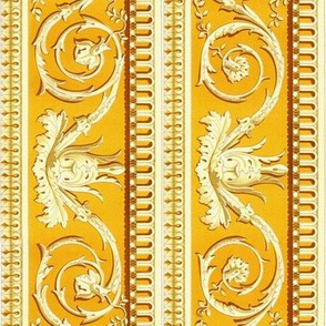 Louis XVI Border ~ d'Or