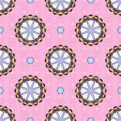 Spoony's Wheels - Pink