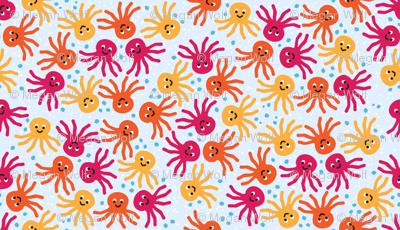 Ditsy Octopus
