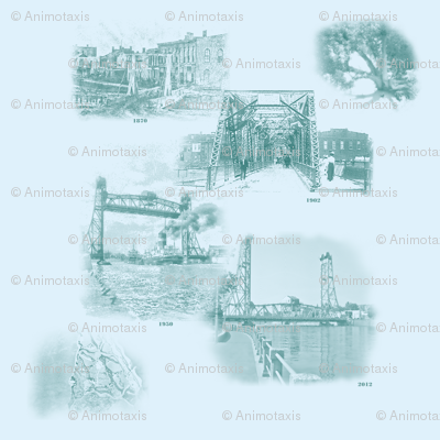 Welland's History In Toile
