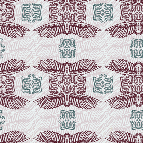 nativebagcolors fabric by rdilley on Spoonflower - custom fabric
