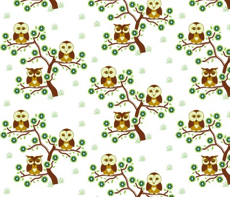 Rr3_sleepy_brown_owls_sitting_in_a_brown_tree_with_grass_shop_preview