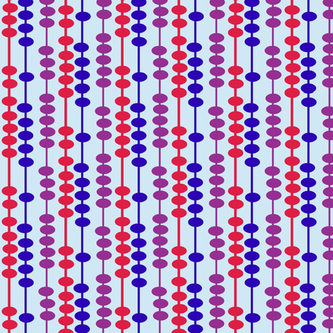 Beaded Curtain fabric by boris_thumbkin on Spoonflower - custom fabric