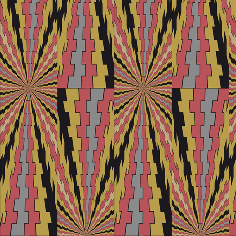 Old Volt fabric by david_kent_collections on Spoonflower - custom fabric