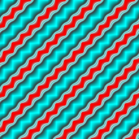 Bluestripe fabric by grannynan on Spoonflower - custom fabric