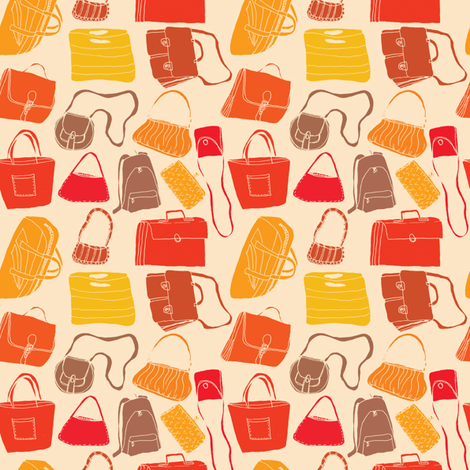 bags & pouches fabric by studiojelien on Spoonflower - custom fabric