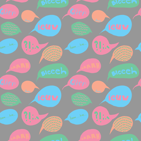 whining fabric by studiojelien on Spoonflower - custom fabric