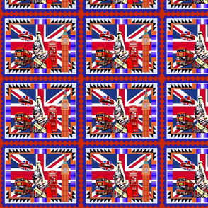 BRITISH POSTAGE STAMP