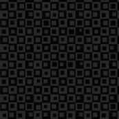 L.B.D. Boxy Print (Black)