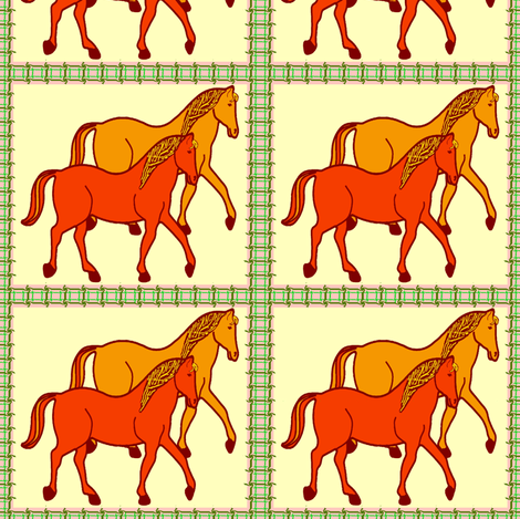 AHorseStitchedSquare2