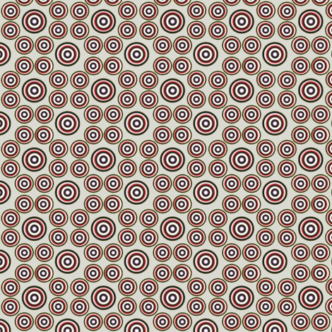 prettydots250-minoa fabric by glimmericks on Spoonflower - custom fabric