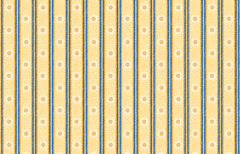 "Mosaic Starburst Stripe -- 2""  ©2012 by Jane Walker fabric by artbyjanewalker on Spoonflower - custom fabric"