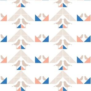 Geometrics/Birds No.7