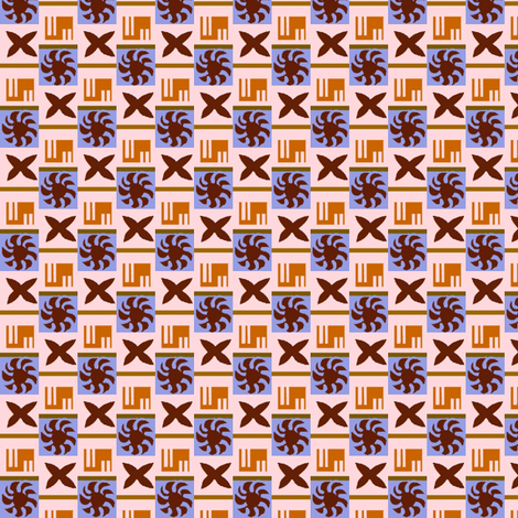 Baby Checkerboard fabric by boris_thumbkin on Spoonflower - custom fabric