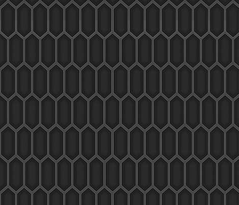 TaliHexGrid_Final_ fabric by eixyn on Spoonflower - custom fabric