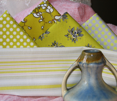 Farmhouse Stripe yellow