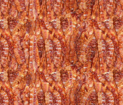 BACON! fabric by seidabacon on Spoonflower - custom fabric